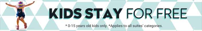 KIDS STAY FOR FREE | ESTUDIO PLAYA MUJERES